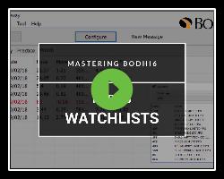 Bodhi6 - JustData's Stock Market Data Downloader